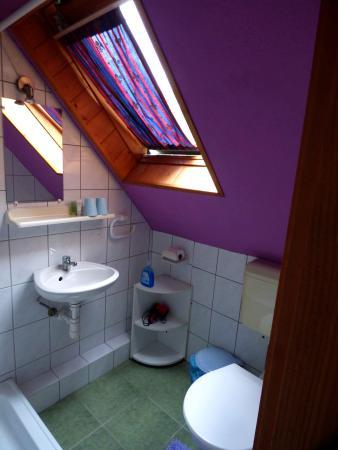 Ilona Kis Kastely Panzio : bathroom 2