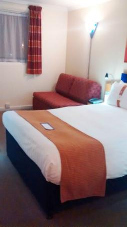 Holiday Inn Express Glasgow City Centre Riverside: Ideal for overnight