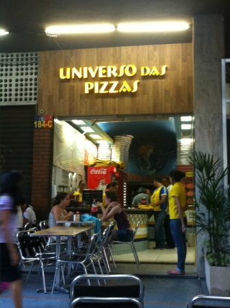 Universo Das Pizzas