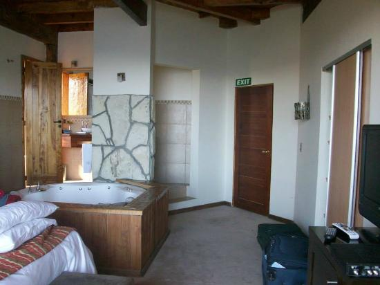 La Sirenuse : Interior Habitación