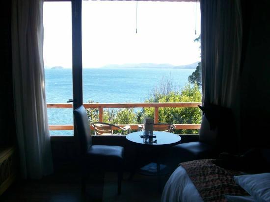 La Sirenuse : Vista al Lago desde Habitación