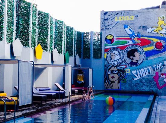 Luna2 Studiotel: Pool