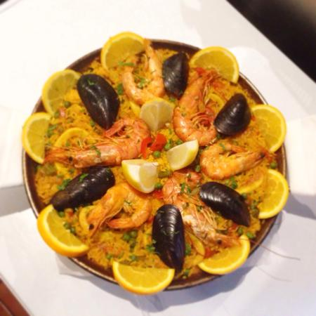 Mix Seafood paella ;)