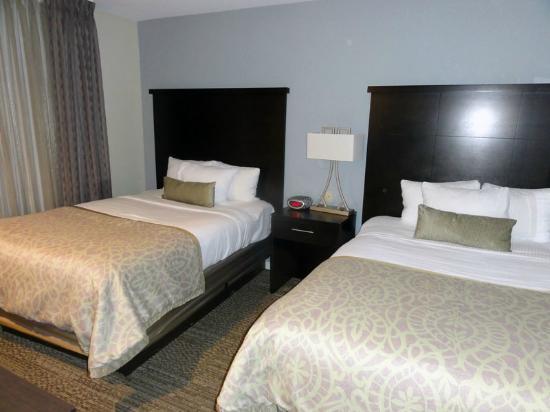 Staybridge Suites San Francisco Airport: 2nd bedroom