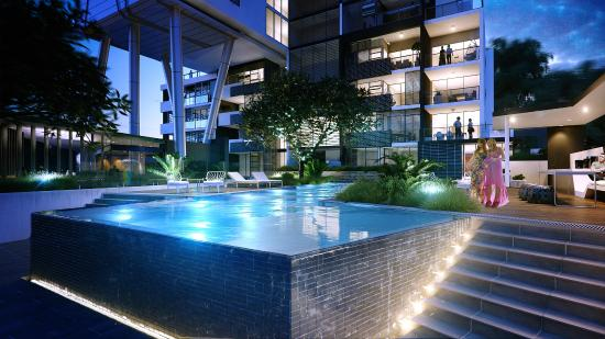 Arena Apartments UPDATED Prices Condominium Reviews - Apartments in brisbane