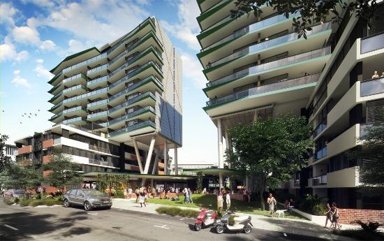 ARENA APARTMENTS (Brisbane, Australia) - Apartment Reviews ...
