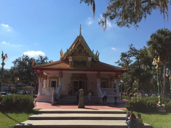 Wat Mongkolratanaram Thai Temple: Thai temple