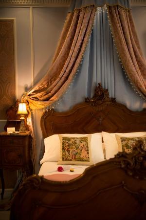Grand Hotel Tepatitlan: Suite Maria Antonieta