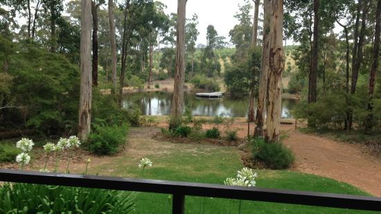 Kangaroo Creek Chalets: Beauty!