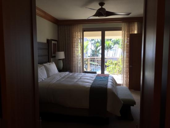 Master Bedroom With Ocean View King Bed Beautiful