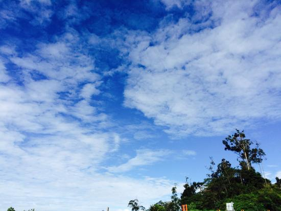 Nice Weather Clouds Taken From The Balcony Picture Of Do Chic In Tanah Rata Tripadvisor