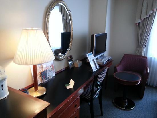 Tokyo Daiichi Hotel Nishiki: Double room