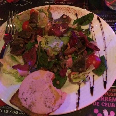 L'Endroit: Salade périgourdine