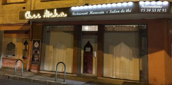Restaurant Chez Aicha Toulouse