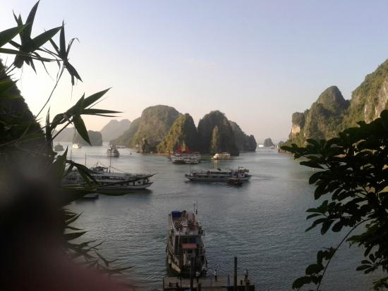 Halong Bay Tourist - Day Cruise
