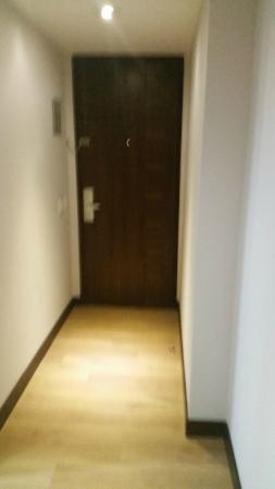 NH Collection Bogota WTC Royal: Suite Entrance