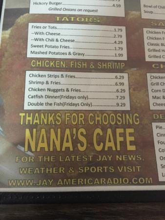 Nana's Cafe