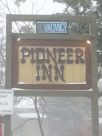 Pioneer Inn Condominiums: Welcome!