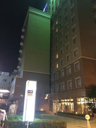 Toyoko Inn Kumamoto Shinshigai: 外観
