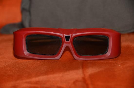 iPic Theater: 3D Glasses IPIC