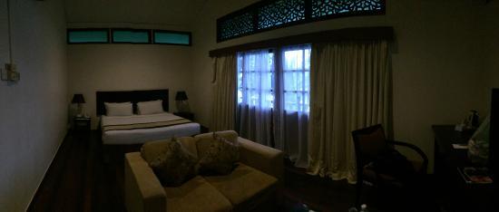 Lake Kenyir Resort: Room