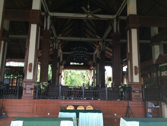 Lake Kenyir Resort: Hotel