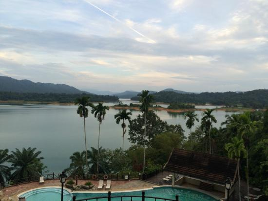 Lake Kenyir Resort: View