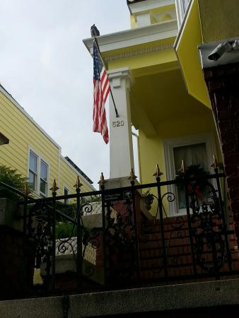 Parker Guest House : 520 Church Street!