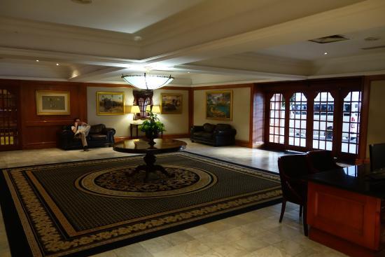 AVANI Gaborone Hotel & Casino: ロビー