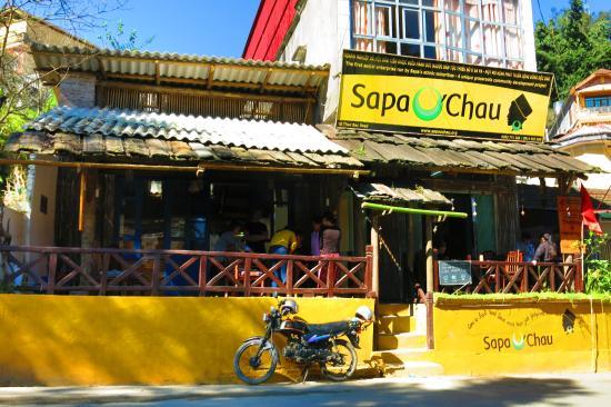 Sapa O'Chau Cafe: New look 2014
