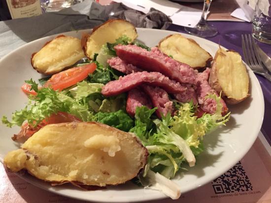 Pommes de Terre et Compagnie : La Morteau