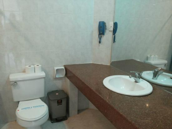 Vung Tau P&T Hotel: ванная
