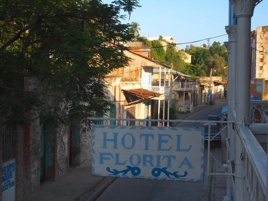 balcony room at hotel florita in jacmel haiti picture. Black Bedroom Furniture Sets. Home Design Ideas