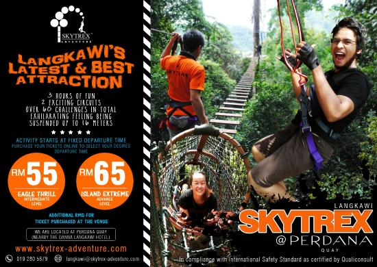 Skytrex Adventure