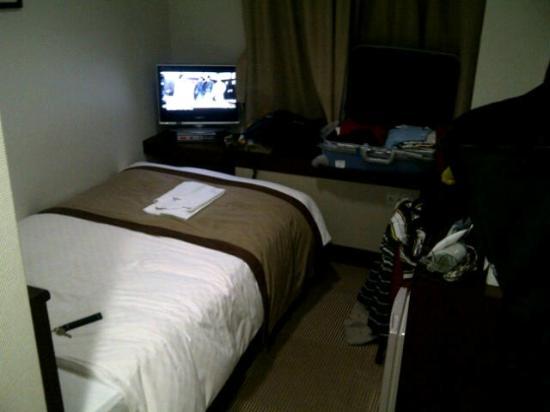 City Hotel Lonestar: Room 3rd Floor; 1 person