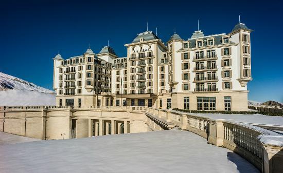 Отель Pik Palace Шахдаг