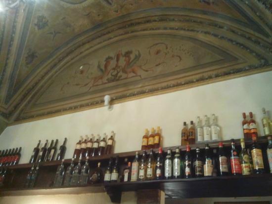 Sala Da Pranzo Foto Di Antica Osteria Piccola Roma Roma