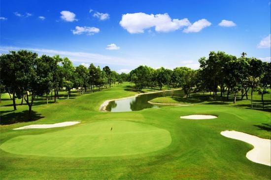 Провинция Хайзыонг, Вьетнам: chi linh gold star golf club