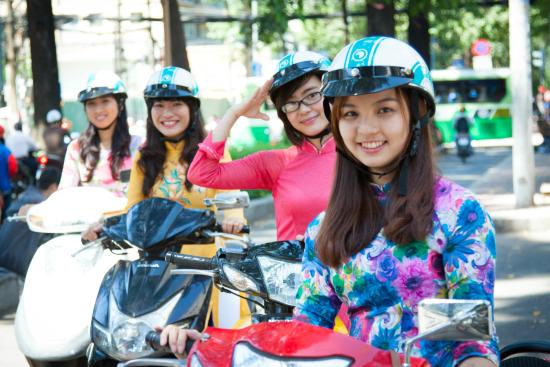 Scooter Tour Saigon - Day Tours
