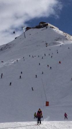 Chalet Glacier : Henri Tignes Dec 2014