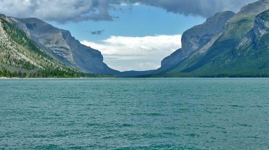 Lake Minnewanka: Lac Minnewanka 2