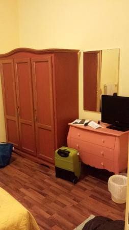 Hotel Marchionni: la nostra camera al secondo piano