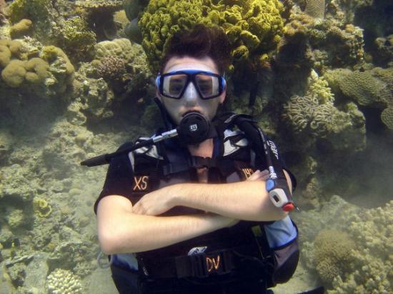 Aquasport : под водой