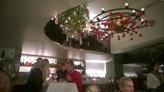 Nil: Restaurant Room
