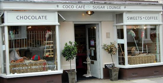 Coco Cafe & Sugar Lounge