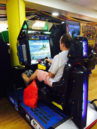 """Timezone Surfers Paradise: One of the """"big kids"""" on a game!!"""