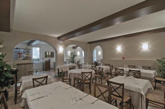 Hosteria Del Castello: Panoramica