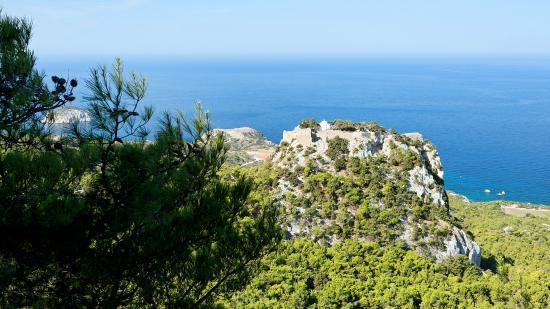 Monolithos Castle: Монолитос