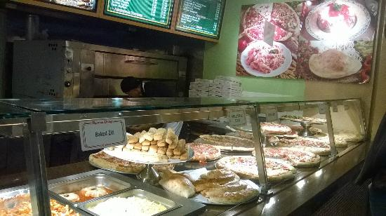 Roman Delight Pizza Incorporated: Take your pick