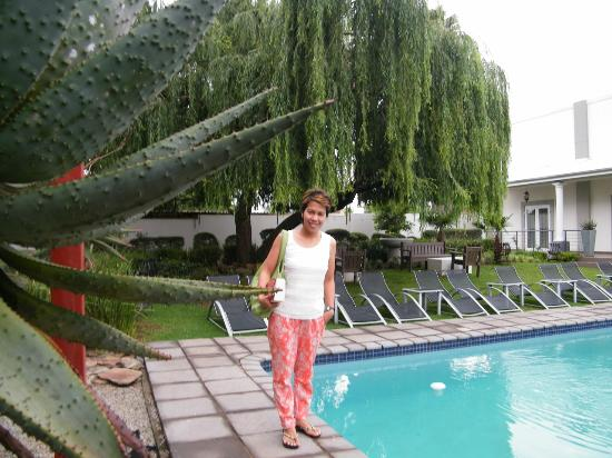The Aviator Hotel OR Tambo: Pool Area